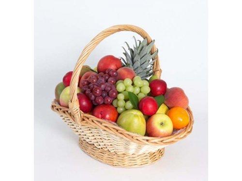 Корзина с фруктами «Фруктовое чудо»  №351