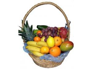 """Корзина фруктов """"Фруктовый рай"""" №260"""