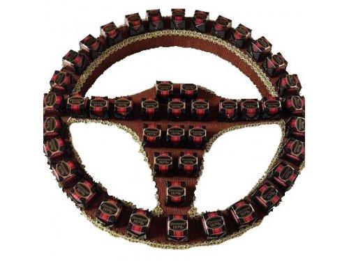 Руль из конфет №170