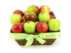 Корзина яблок №180