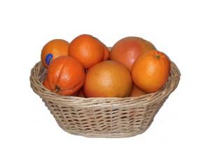 Корзинка с апельсинами №220