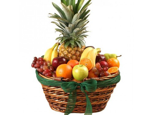Корзина фруктов №083