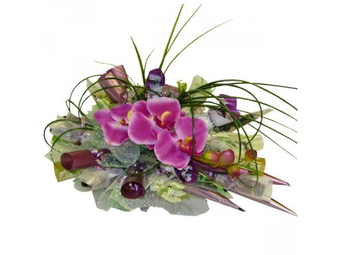 Candy bouquet ORCHID