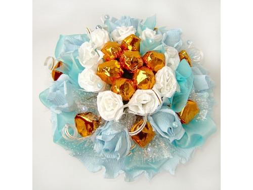 Букет из конфет №107