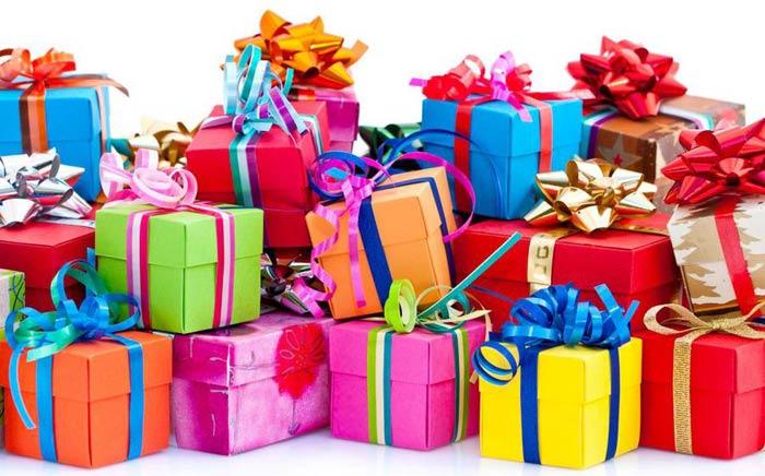Подарки для друзей на новый год
